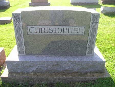 CHRISTOPHEL, MARTHA - Bremer County, Iowa | MARTHA CHRISTOPHEL
