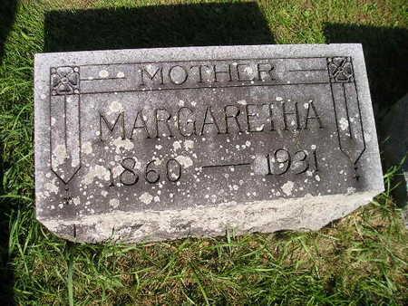 CHRISTOPHEL, MARGARETHA - Bremer County, Iowa   MARGARETHA CHRISTOPHEL