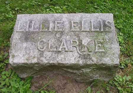 CLARKE, LILLIE - Bremer County, Iowa | LILLIE CLARKE