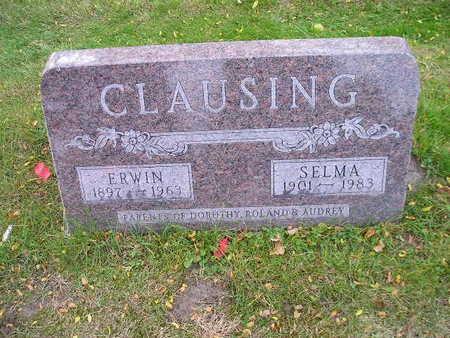 CLAUSING, ERWIN - Bremer County, Iowa | ERWIN CLAUSING