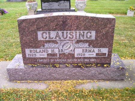 CLAUSING, ERMA H - Bremer County, Iowa | ERMA H CLAUSING
