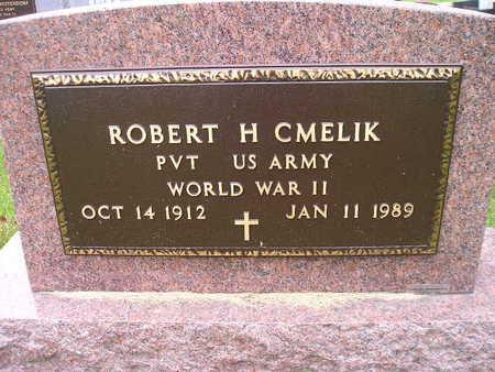 CMELIK, ROBERT H - Bremer County, Iowa | ROBERT H CMELIK