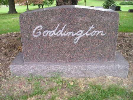 CODDINGTON, FAMILY - Bremer County, Iowa | FAMILY CODDINGTON