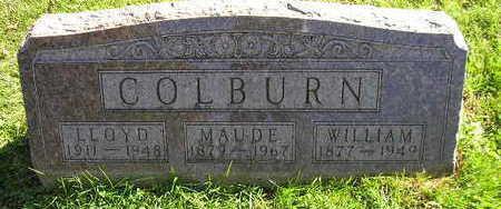COLBURN, WILLIAM - Bremer County, Iowa | WILLIAM COLBURN