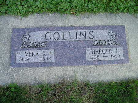 COLLINS, VERA G - Bremer County, Iowa | VERA G COLLINS