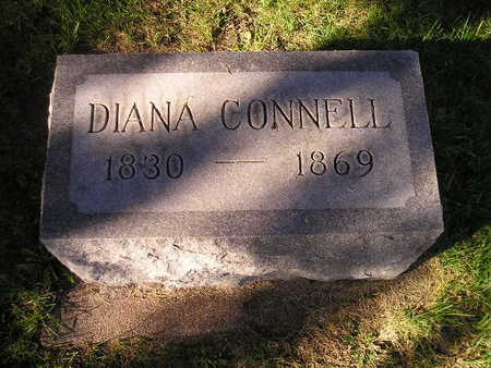 CONNELL, DIANA - Bremer County, Iowa   DIANA CONNELL