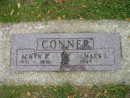 CONNER, MARY I - Bremer County, Iowa | MARY I CONNER