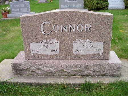 CONNOR, JOHN - Bremer County, Iowa   JOHN CONNOR