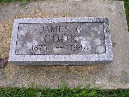 COOK, JAMES C - Bremer County, Iowa | JAMES C COOK