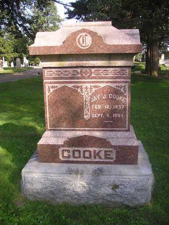 COOKE, JAY J. - Bremer County, Iowa | JAY J. COOKE