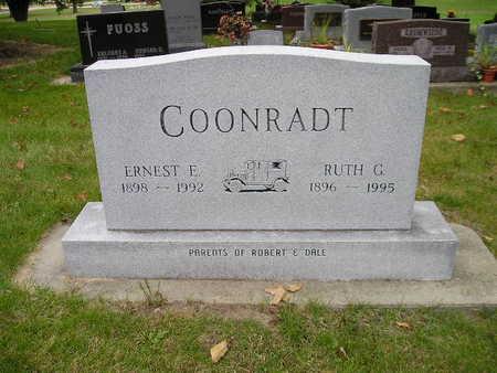 COONRADT, RUTH G - Bremer County, Iowa   RUTH G COONRADT