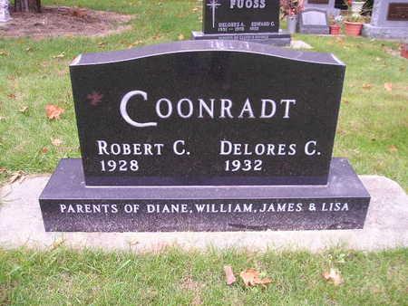 COONRADT, DELORES C - Bremer County, Iowa | DELORES C COONRADT