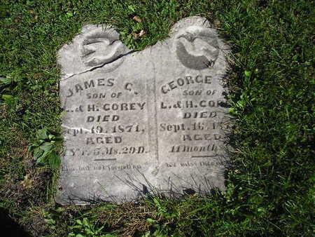 COREY, GEORGE - Bremer County, Iowa | GEORGE COREY