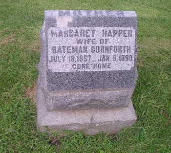 CORNFORTH, BATEMAN - Bremer County, Iowa | BATEMAN CORNFORTH