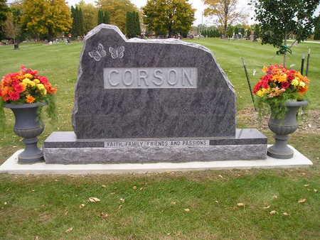 CORSON, FAMILY - Bremer County, Iowa | FAMILY CORSON
