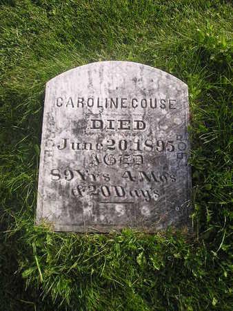 COUSE, CAROLINE - Bremer County, Iowa | CAROLINE COUSE