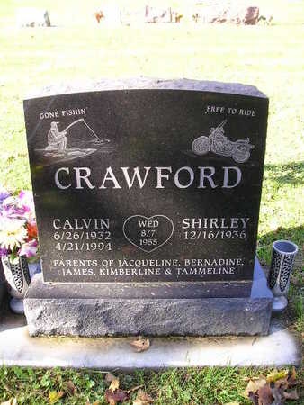 CRAWFORD, CALVIN - Bremer County, Iowa | CALVIN CRAWFORD