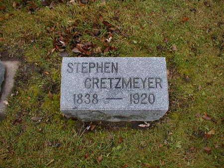 CRETZMEYER, STEPHEN - Bremer County, Iowa | STEPHEN CRETZMEYER