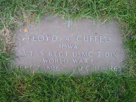 CUFFEL, FLOYD A - Bremer County, Iowa | FLOYD A CUFFEL