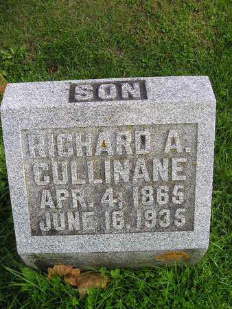 CULLINANE, RICHARD A - Bremer County, Iowa | RICHARD A CULLINANE