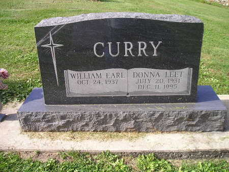 CURRY, WILLIAM EARL - Bremer County, Iowa | WILLIAM EARL CURRY