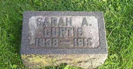 CURTIS, SARAH - Bremer County, Iowa | SARAH CURTIS
