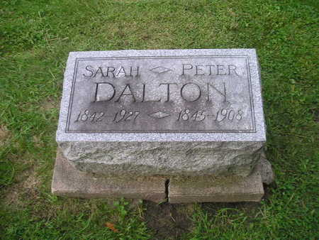 DALTON, SARAH - Bremer County, Iowa | SARAH DALTON