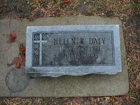 DALY, HELEN R - Bremer County, Iowa | HELEN R DALY