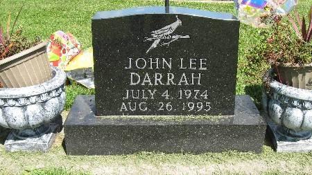DARRAH, JOHN LEE - Bremer County, Iowa | JOHN LEE DARRAH