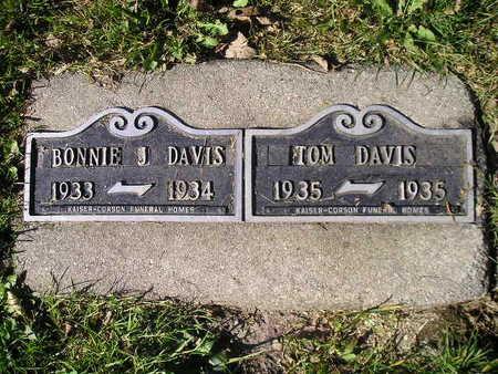 DAVIS, TOM - Bremer County, Iowa | TOM DAVIS