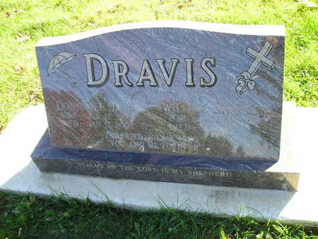 DRAVIS, WILLIAM CHARLES - Bremer County, Iowa | WILLIAM CHARLES DRAVIS