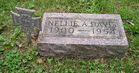 DAVIS, NELLIE A - Bremer County, Iowa | NELLIE A DAVIS