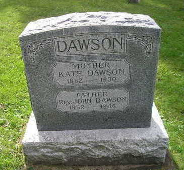 DAWSON, KATE - Bremer County, Iowa | KATE DAWSON