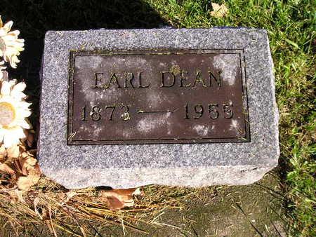 DEAN, EARL - Bremer County, Iowa   EARL DEAN