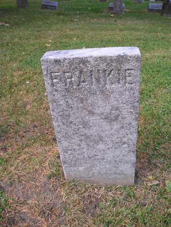 DEAN, FRANKIE - Bremer County, Iowa   FRANKIE DEAN