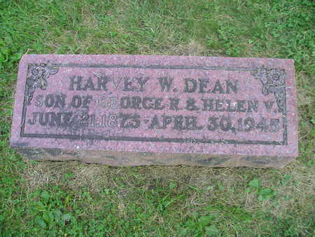 DEAN, HARVEY - Bremer County, Iowa | HARVEY DEAN