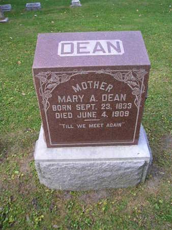 DEAN, MARY - Bremer County, Iowa   MARY DEAN
