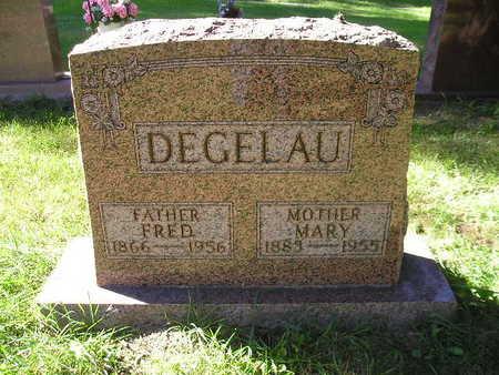 DEGELAU, FRED - Bremer County, Iowa | FRED DEGELAU