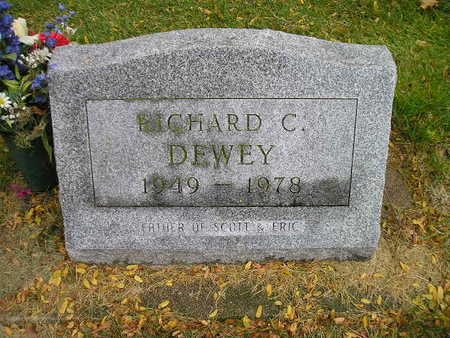 DEWEY, RICHARD C - Bremer County, Iowa | RICHARD C DEWEY