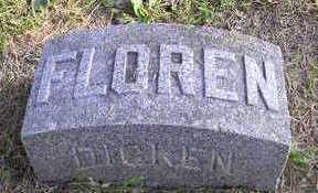 DICKEN, FLOREN - Bremer County, Iowa | FLOREN DICKEN