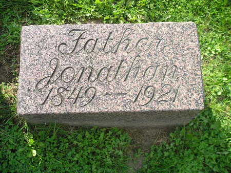 DICKINSON, JONATHAN - Bremer County, Iowa | JONATHAN DICKINSON