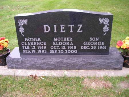 DIETZ, ELDORA - Bremer County, Iowa | ELDORA DIETZ
