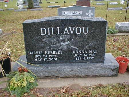 DILLAVOU, DONNA MAE - Bremer County, Iowa | DONNA MAE DILLAVOU