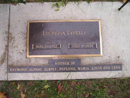 DINELLI, LUCREZIA - Bremer County, Iowa | LUCREZIA DINELLI
