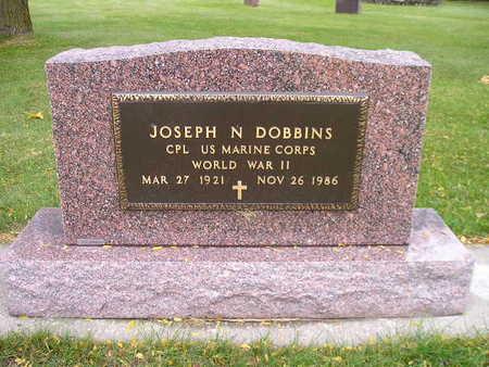 DOBBINS, JOSEPH N - Bremer County, Iowa | JOSEPH N DOBBINS
