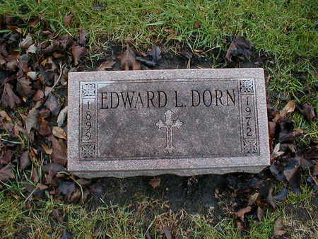 DORN, EDWARD L - Bremer County, Iowa | EDWARD L DORN