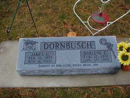 DORNBUSCH, DARLENE C - Bremer County, Iowa | DARLENE C DORNBUSCH