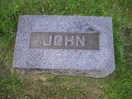 DOUGLAS, JOHN - Bremer County, Iowa | JOHN DOUGLAS