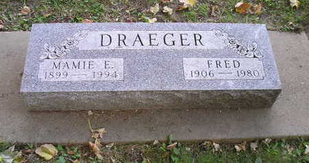 DRAEGER, FRED - Bremer County, Iowa | FRED DRAEGER