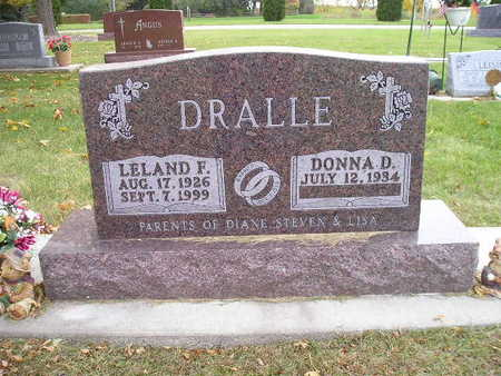 DRALLE, LELAND F - Bremer County, Iowa | LELAND F DRALLE